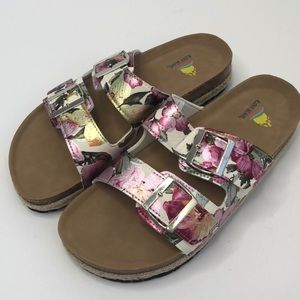 Aloha Island Sicily sandals